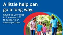 Tesco campaign poster