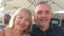 Image of Annette and Nick Razey, supporters of Cancer Research UK