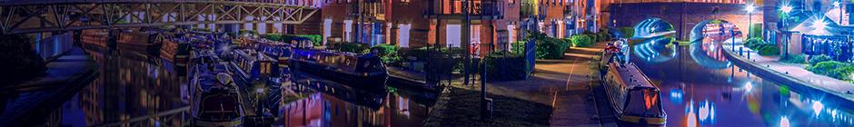 Birmingham scenery