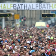 Bath Half Marathon (photo by Anna Barclay and Matt Cardy)