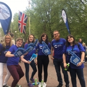 Volunteer massage therapists birmingham international marathon for the best view and atmosphere at this exciting event make sure you join our cheering team and help our runners make it round the course m4hsunfo