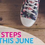 Walk All Over Cancer June