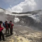Mount Etna Challenge