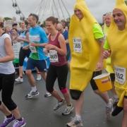 Fancy dress runners in Plymouth