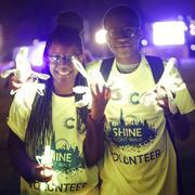 Shine Volunteer