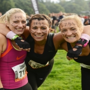 Tough Mudder Yorshire runners