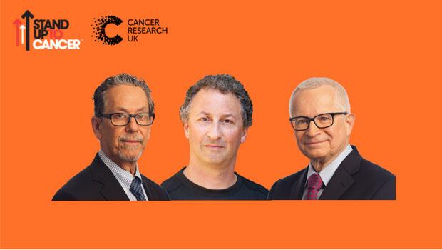 CRUK SU2C Lustgarten Foundation Pancreatic Cancer Dream Team