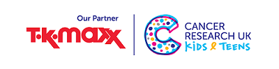 TK Maxx and Cancer Research UK Kids and Teens partnership