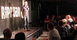 Rip Roar comedy club - Bristol