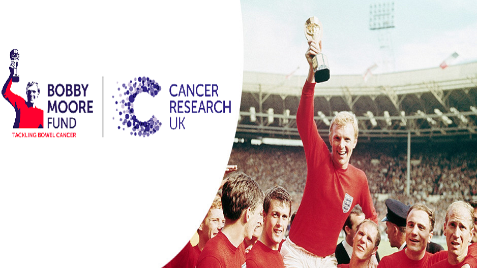 Bobby Moore Fund hero image
