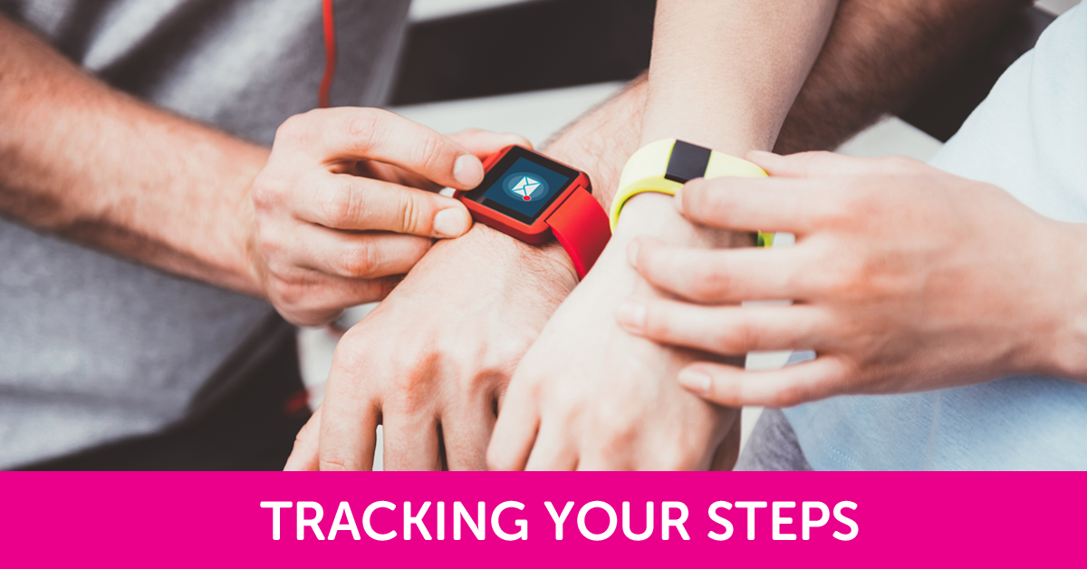 Tracking your steps